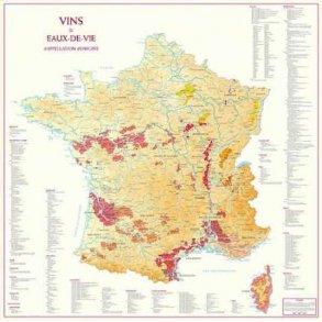 Hvidvin - Frankrig